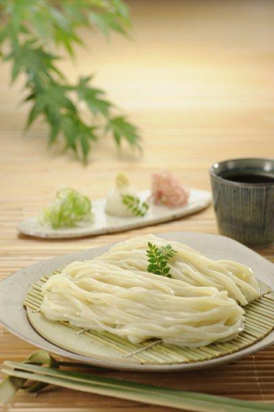 画像1: 高崎うどん半生麺 6人前